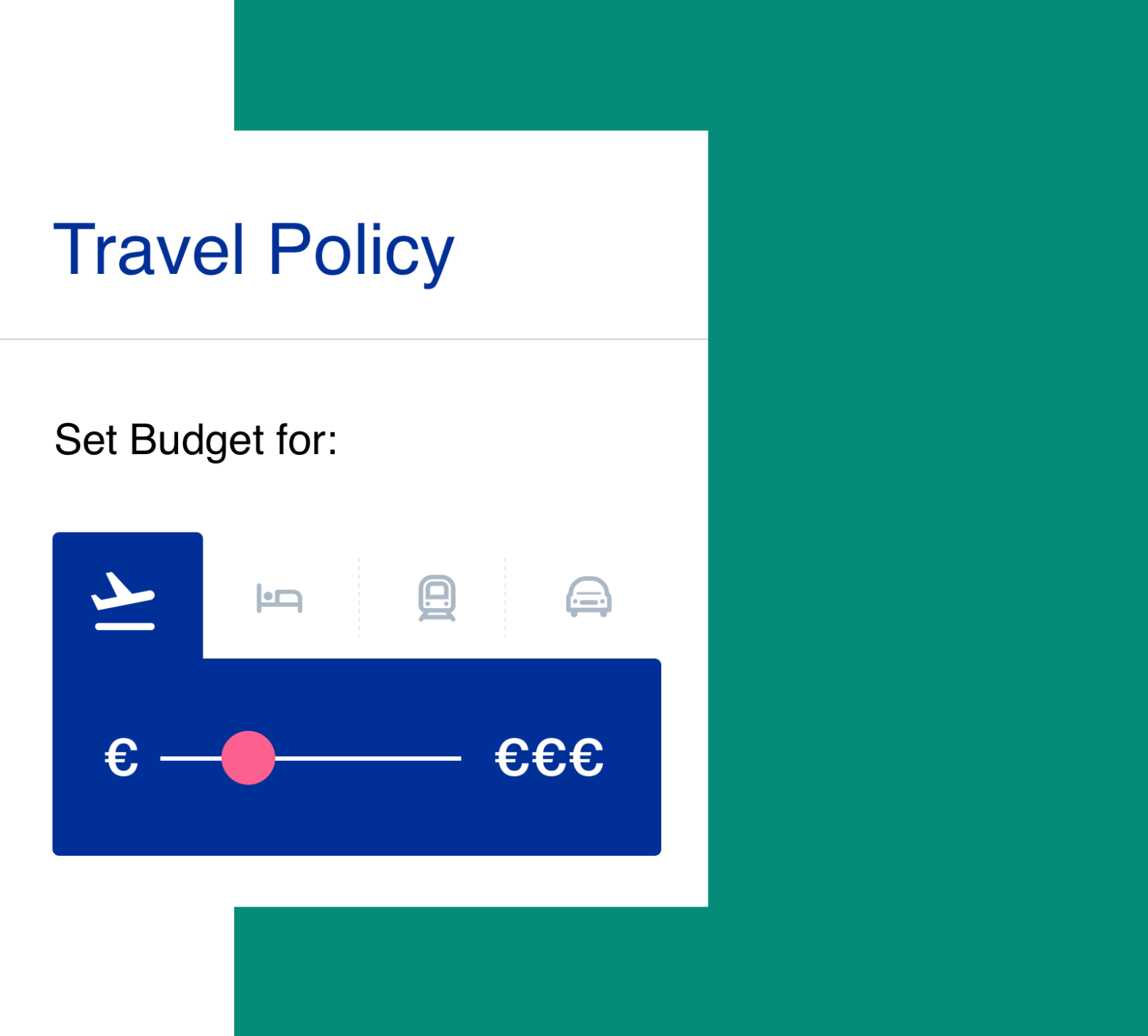 Travel policy image